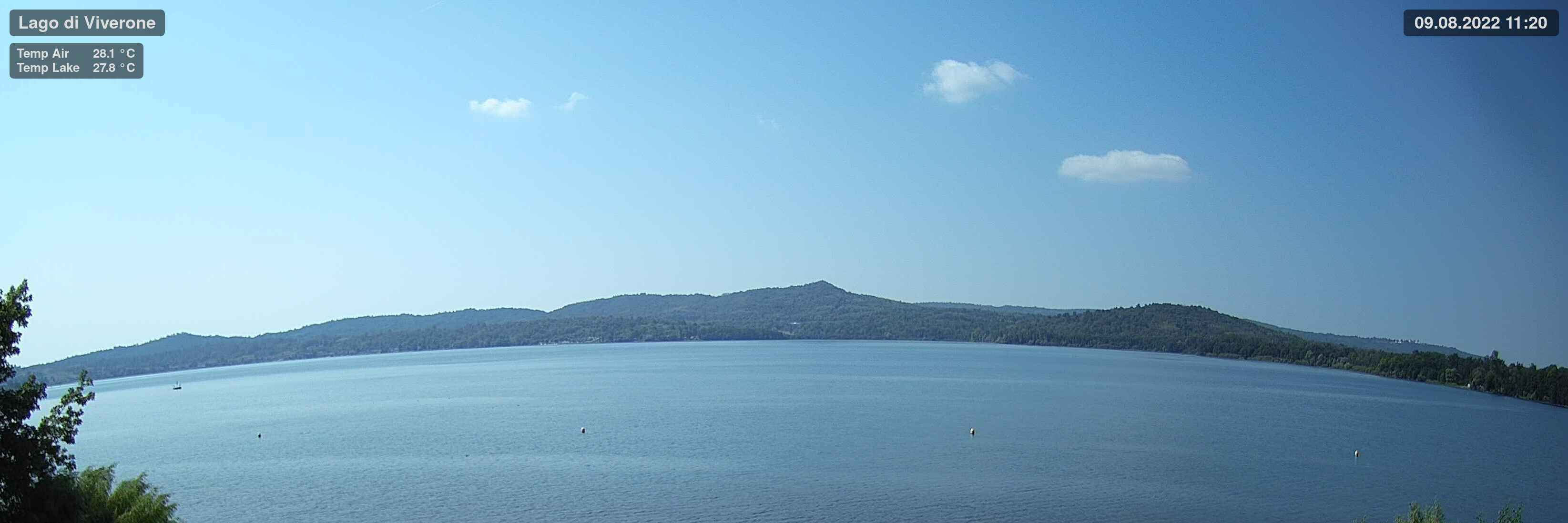 Webcam Lago Di Viverone (BI)